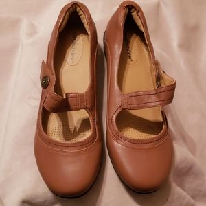 COMFORTVIEW MARIAH STRAP SHOES SZ 10.5W